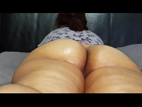 Tight bubble butt naked