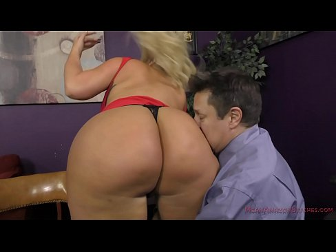 The Queen of Ass Takes A New Slave – Julie Cash