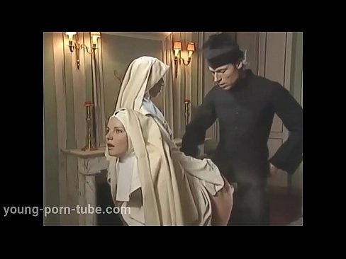 Old time porn videos lesbian nuns sucking priests big cock