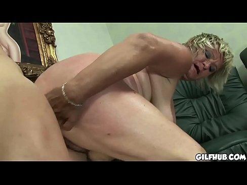 vid pussy Old granny fucked