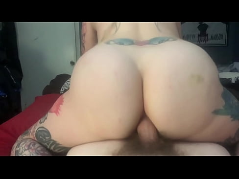 cowgirl anal creampie