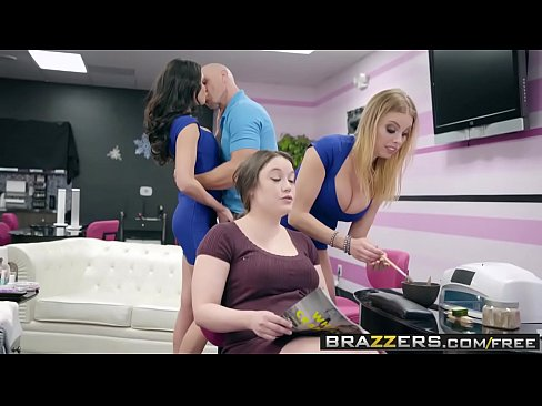 Think, Brazzers porn stars are
