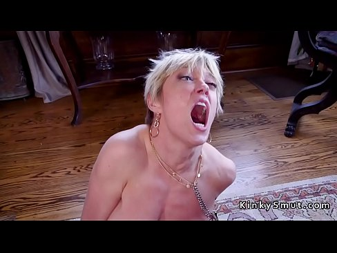 Busty Step Mom Gives Anal Training To Teen