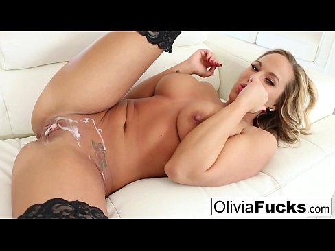 Olivia Austin gets fucked hard