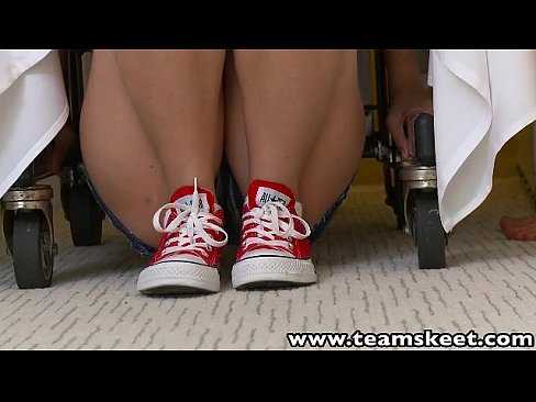 ExxxtraSmall Petite blonde teen Mae Olsen hardcore sex