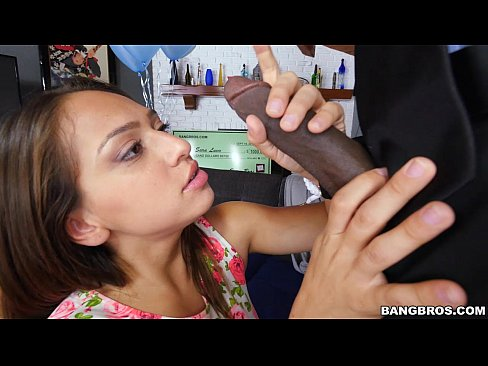 BANGBROS – This Cock won't fit in her mouth