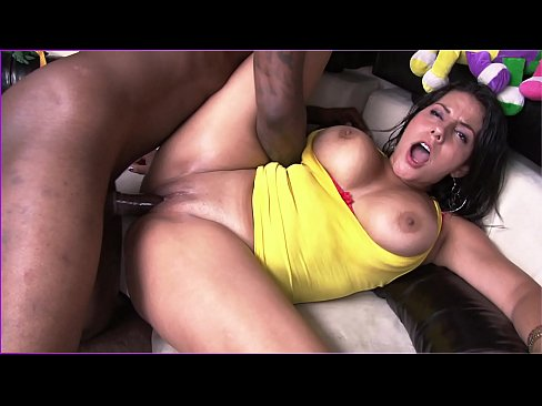 BANGBROS – Latina Juliana Gets Her Culo Grande Stuffed With Big Black Cock