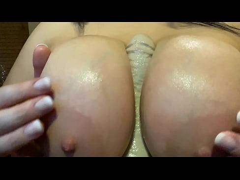 Tiabella titty fucking