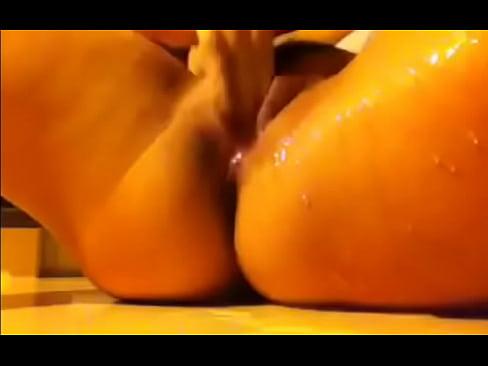 Real Clit Rubbing Orgasm