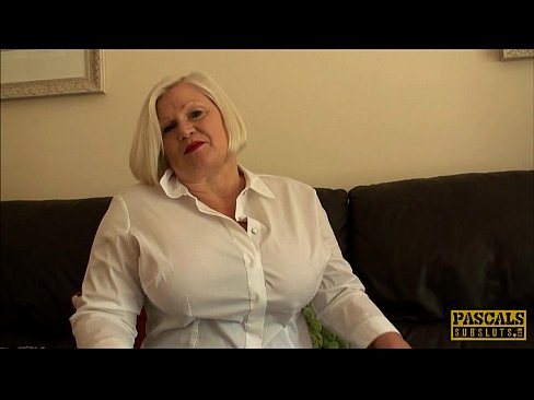 British Bbw Granny Lacey Starr