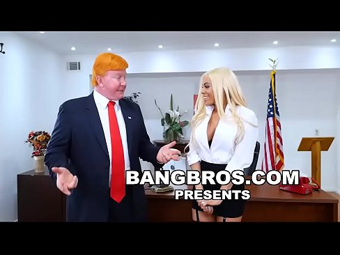 Download bokep terbaru BANGBROS Luna Star Gets Grabbed By The Pussy At The White House!