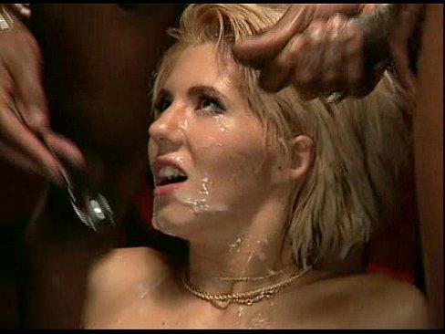 bukkake extreme ladies swallow sperm