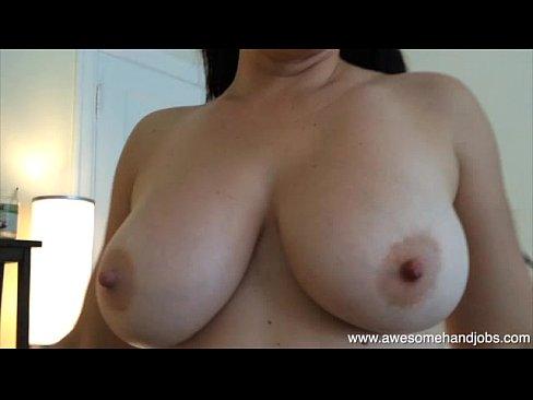 Big Tits Babe Rides Pov