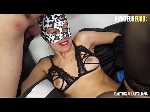 AMATEUR EURO - Newbie Mature Evelyn S&period