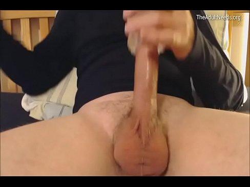 Loud Moaning Masturbation Male