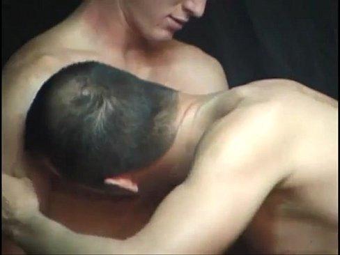 Filthy gay trio fucking hot