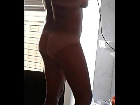 REAL Voyeur mature hidden spy cam milf homemade nude wife amateur ass web POV