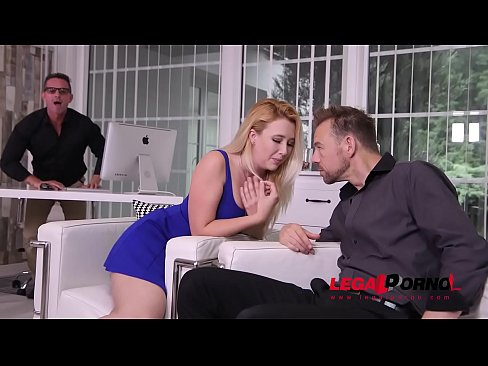 Samantha Rone Ready To Suck Two Cocks & Lube 'em Up For Double Penetration GP145