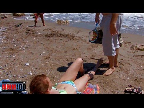 Fucking Stranger The Beach