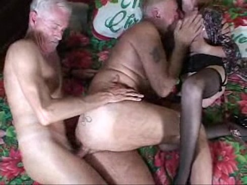Old people fuck orgy already