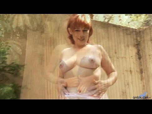 Busty Mature Redhead