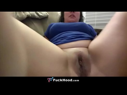 Phat Assed Momma Rides & Grinds Big Cock In Homemade Porn