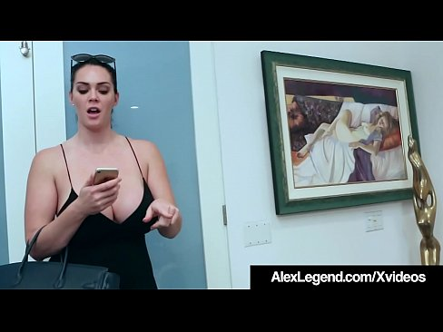 Busty Alison Tyler Ditches Dorky Date to Fuck Alex Legend! xnxx indian mobile 3gp xxx porn videos