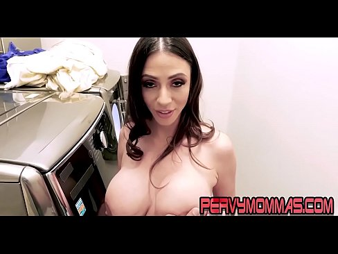 cougar housewife riding dick pov style and masturbating