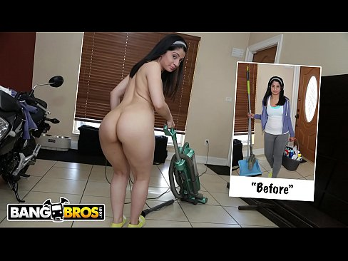 BANGBROS – Jmac Turns Out His Deliciously Thicc Latin Maid Nadia Ali