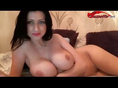 Amazing big titted webcam girl - Watch more at suziette.com