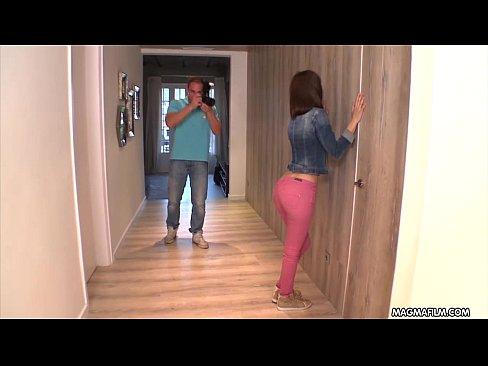 Casting porno videa