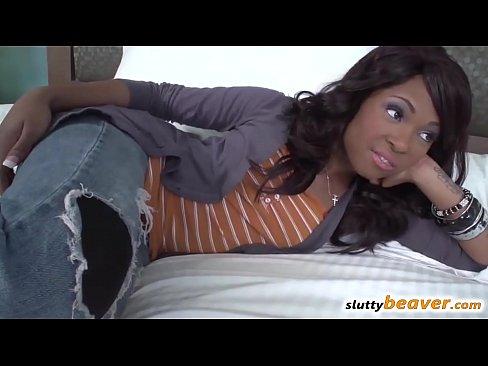 Casting Black Girl Anal