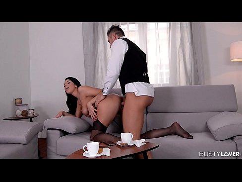 Busty Lover Kira Queen Makes You Wanna Fuck Her Big Tits Balls Deep