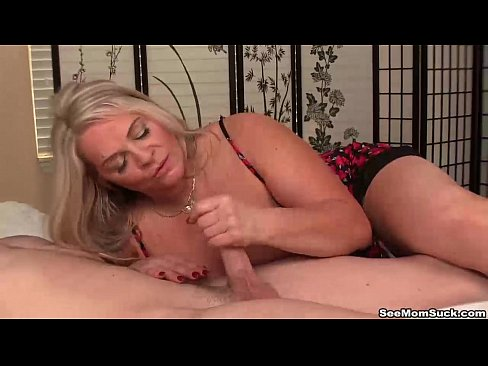 Asian Milf Loves Young Cock