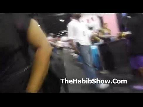Exxxotica Chicago Series.. Marine gets Beat down by cute Hoes P3