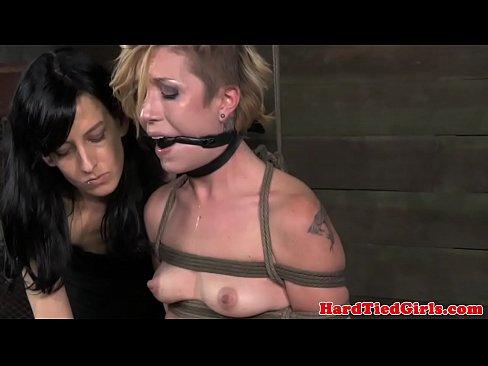 Dominant bdsm sub punishes blonde subXXX Sex Videos 3gp