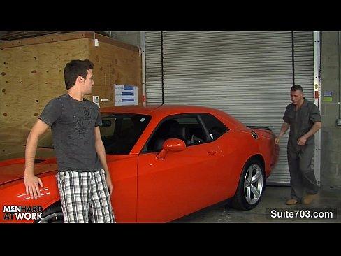 gay garage big dick xvideos