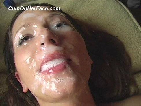 Consider, that cum on her face sonny really. was