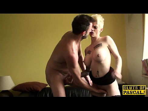 squirting uk sub assfucked roughly by maledom