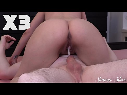 CUMMING DEEP INSIDE OF MY TIGHT LITTLE PUSSY - 3 DRIPPING CREAMPIES COMPILATION