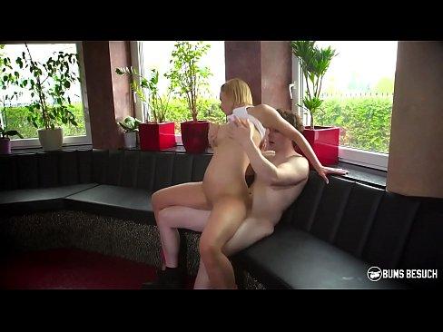 cover video Bums Besuch    German Pornstar Anike Ekina Seduces And Fucks Amateur Bartender