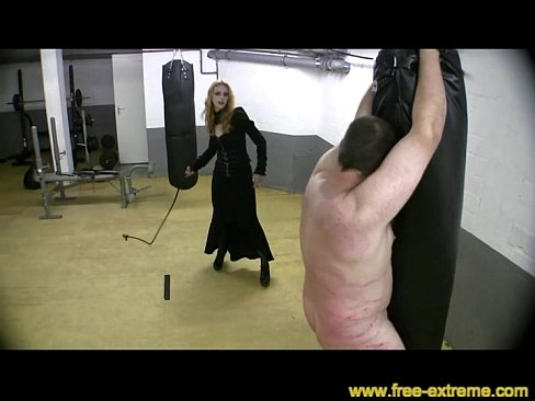 Bullwhip Punishment – More @ www.free-extreme.com