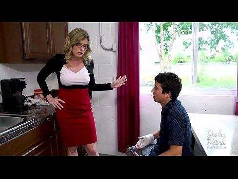 Step Mom Fucks Son Cory Chase