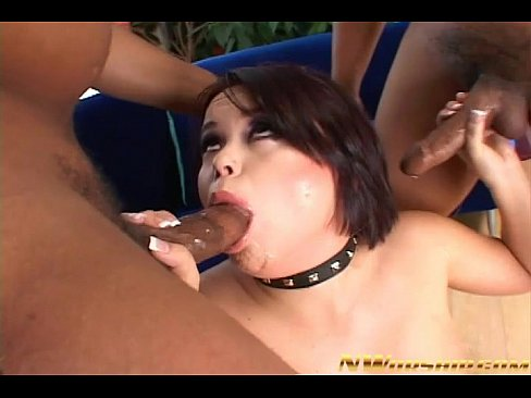 Big black dicks anal sex