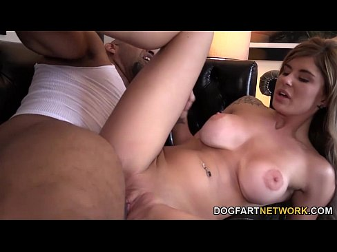 Chloe Chaos Gets Creampied By A Black Guy