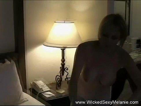 mom strokes and sucks sons cock