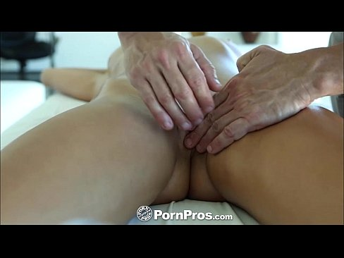 HD – PornPros Hot curvy Anissa Kate gets a full body massage