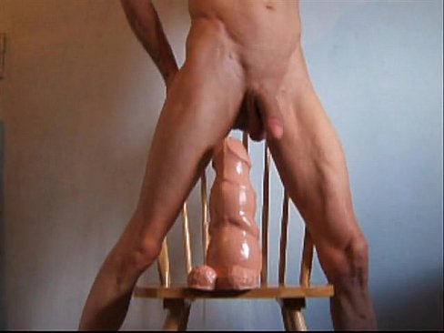 Extreme Walrus Penis Dildo Ass Fuck and Fist