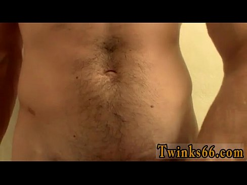 Fit Straight Hunter Whacking Off