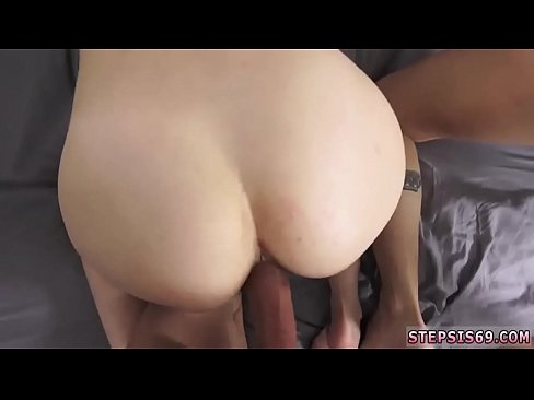Curvy Ebony Rides White Cock